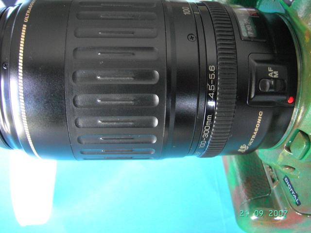 CANON 100-300MM USM F 4. 5-5. 6 - foto 3