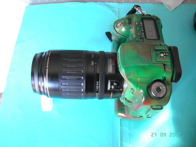 CANON 100-300MM USM F 4. 5-5. 6 - foto 4