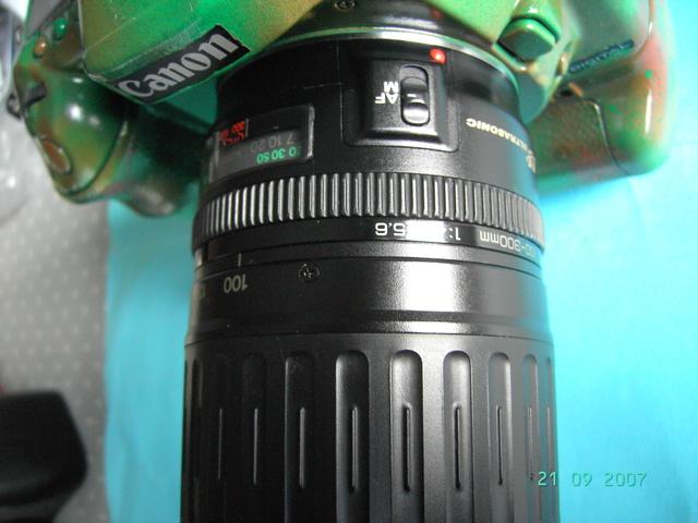 CANON 100-300MM USM F 4. 5-5. 6 - foto 5