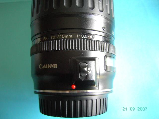 CANON 70-210MM USM  F 3. 5-4. 5 - foto 3