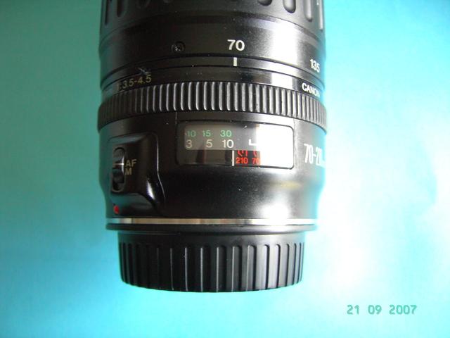 CANON 70-210MM USM  F 3. 5-4. 5 - foto 4