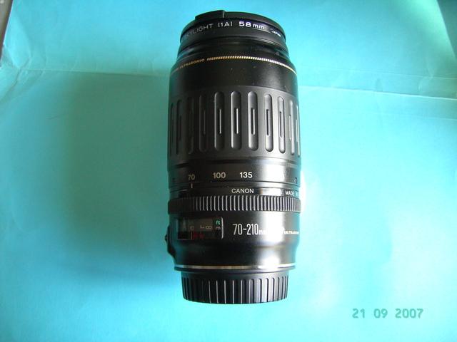 CANON 70-210MM USM  F 3. 5-4. 5 - foto 1