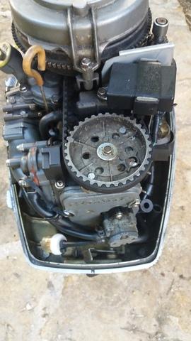 MOTOR FUERABORDA HONDA BF 15CV.  - foto 2