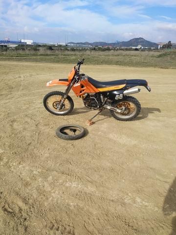 KTM - 600GS - foto 3