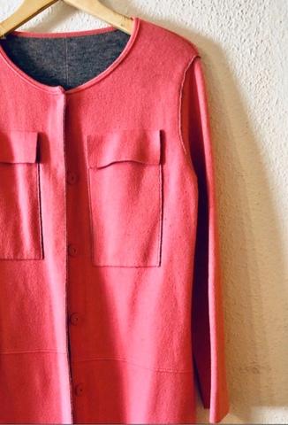 De Rosa Abrigo Vintage Lana Zara 5RAqLjc34