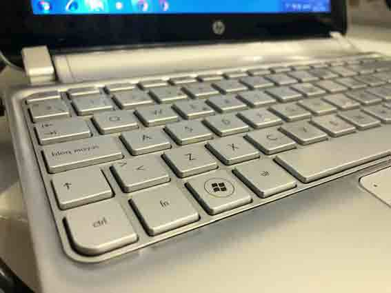 NETBOOK HP MINI 210 IMPECABLE - foto 3