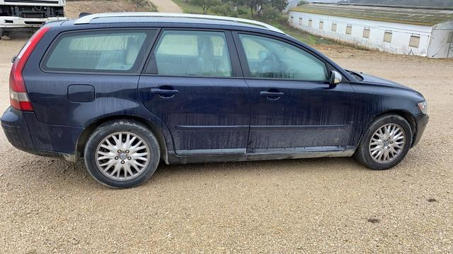 Volvo R Diseño Azul Insignia de arranque de plata emblema trasera XC60 C70 S60 V40 V60 XC90 VO1