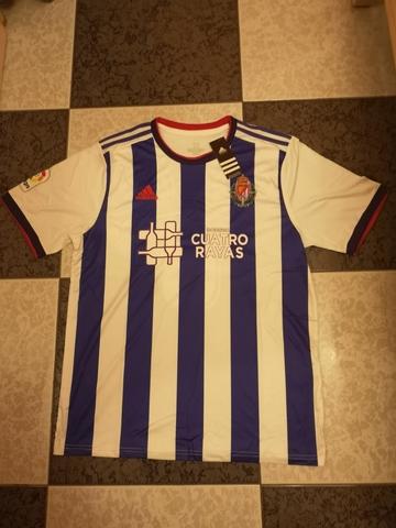 Camiseta Real Valladolid 2019-2020