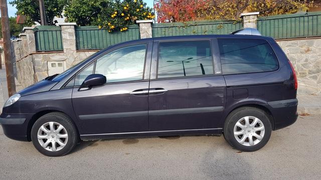 MIL ANUNCIOS.COM - Peugeot 807 2.2 HDI 7 plazas