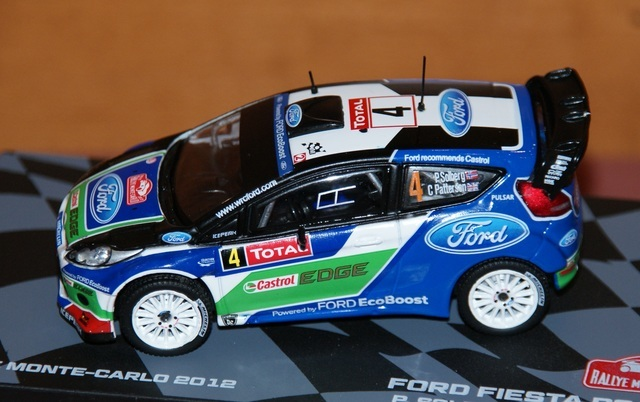 Ford Fiesta Rs Wrc Montecarlo 2012.