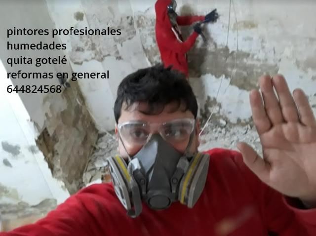 SANEAMIENTO HUMEDADES,  FILTRACIONES - foto 3