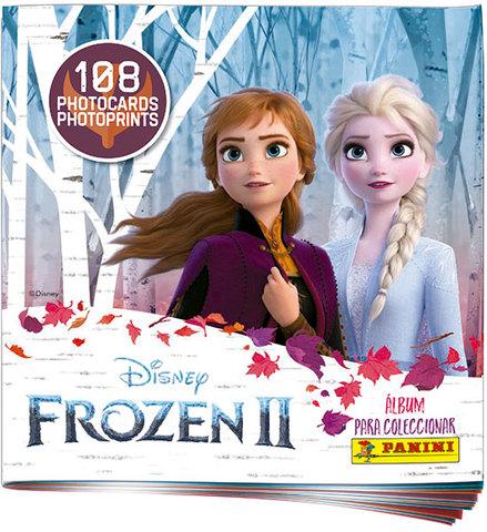 Cromos Frozen 2 D Panini
