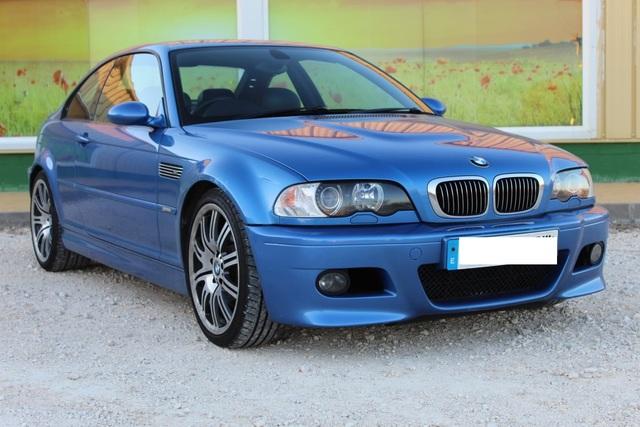 DESPIECE COMPLETO DE BMW E46 M3 - foto 1