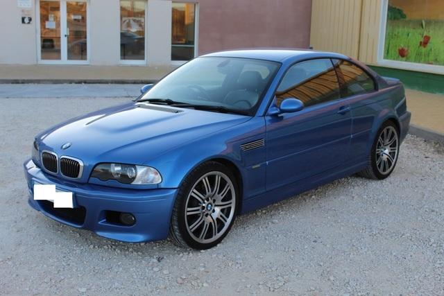 DESPIECE COMPLETO DE BMW E46 M3 - foto 5