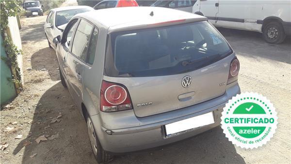 Guardabarros delantero derecho para VW Polo 6n1 año de fabricación 94-99
