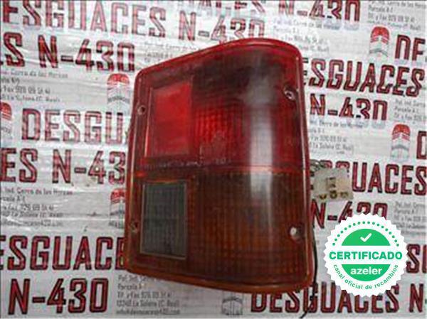 PILOTO TRASERO IZQUIERDO L200 1996-2006 PILOTO