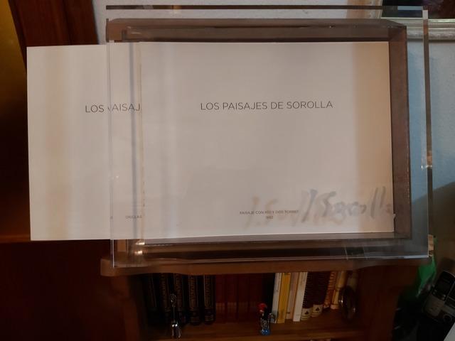 LOS PAISAJES DE SOROLLA.  COLECCIONISTAS.  - foto 6