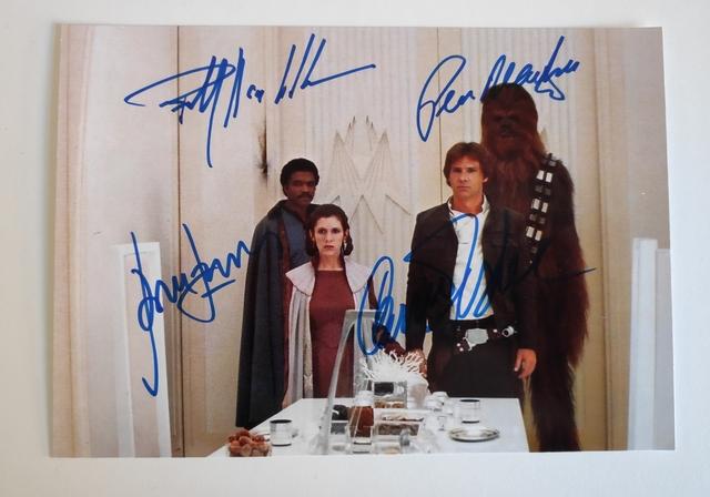 Foto Rodaje Star Wars