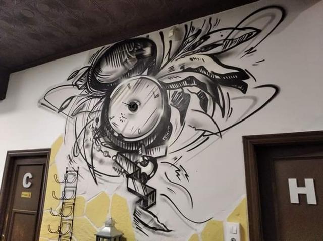 ARTE Y DECORACIÓN , GRAFFITI - foto 2