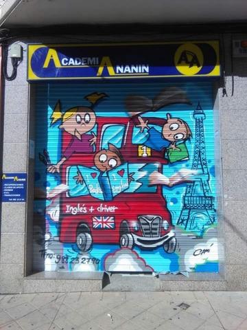 ARTE Y DECORACIÓN , GRAFFITI - foto 7