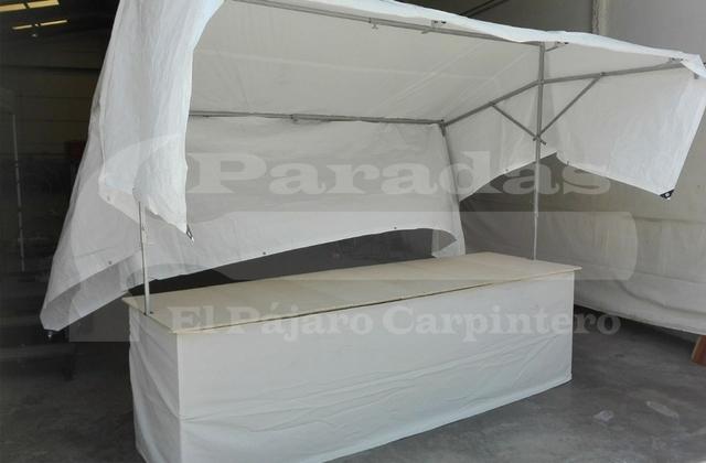 TOLDOS - PARADAS EL PÁJARO CARPINTERO - foto 4