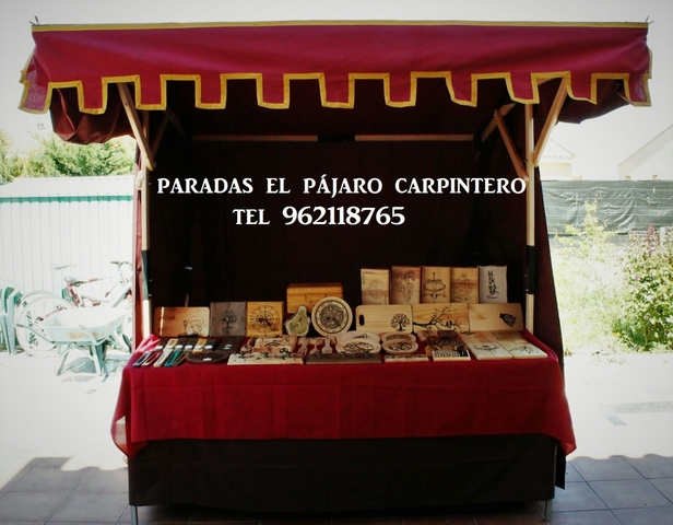 TOLDOS - PARADAS EL PÁJARO CARPINTERO - foto 7