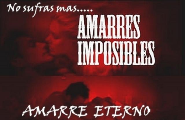 AMARRES ETERNOS 1RA CONSULTA GRATIS - foto 1