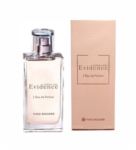 perfume evidence mujer precio