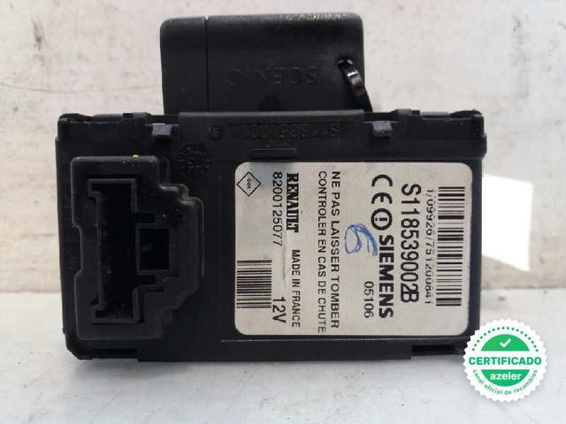 Original renault lector de tarjetas contacto Renault Megane II 8200125077