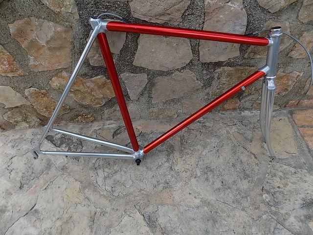 Cuadro De Bicicleta Carretera  Vitus
