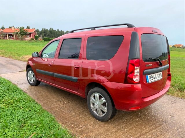 DACIA - LOGAN BREAK AMBIANCE 1. 5 DCI 70CV 5 PLAZAS - foto 4
