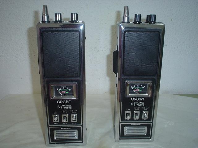 EA2CCG:Al monte con la radio.