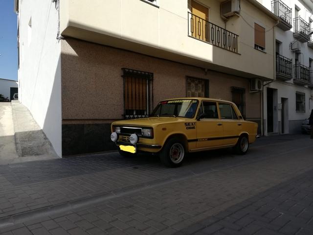 SEAT 124 - SEAT 124 - foto 3