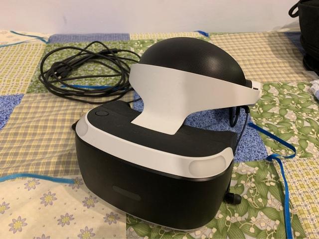 VR PS4+CÁMARA+2 MOTION CONTROLLER+ASTRO, usado segunda mano  La Vall D'Uixo