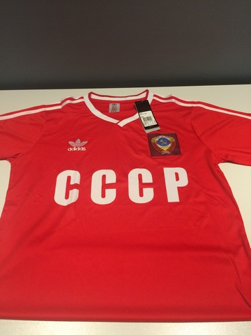 Resolver acortar puerta  camiseta cccp futbol adidas - 54% descuento - gigarobot.net