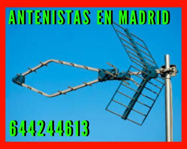 ANTENISTAS PROFESIONALES EN MADRID - foto 1