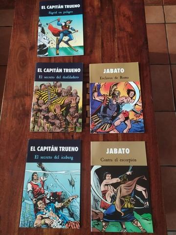 Cómic Capitán Trueno Y Jabato