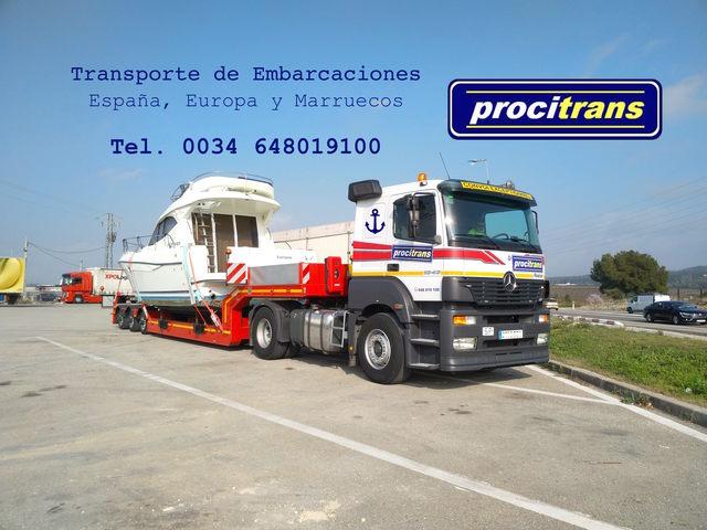 TRANSPORTE PIEZAS CALDERERÍA - foto 2
