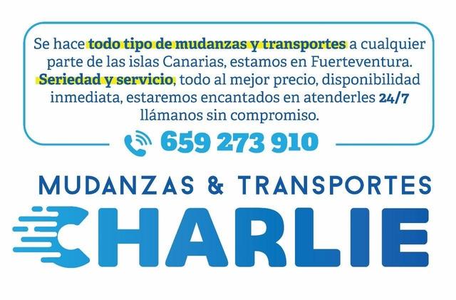 MUDANZAS & TRANSPORTES CHARLIE - foto 1