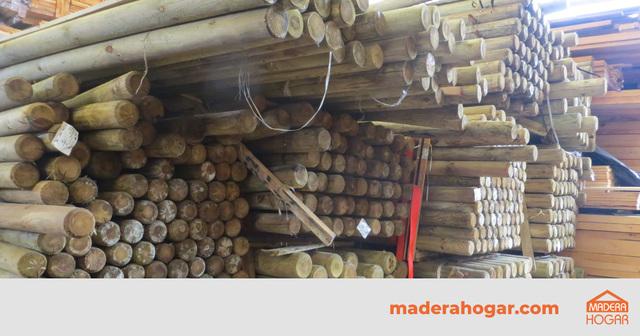 POSTES DE MADERA PRECIOS [PREGUNTAR] - foto 1