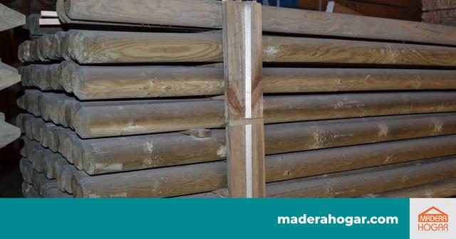 POSTES DE MADERA PRECIOS [PREGUNTAR] - foto 9