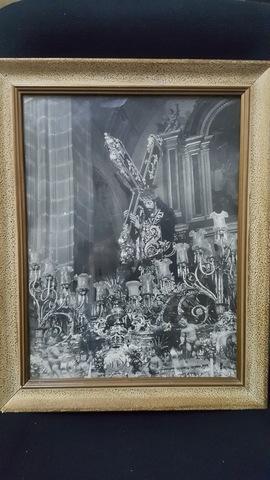 Antiguo Cuadro Religioso