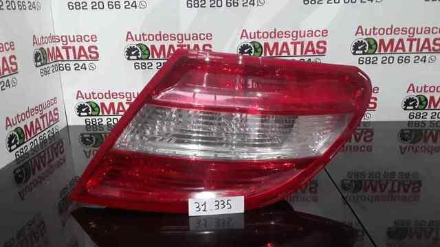 Ulo faro trasero derecha LED para mercedes clase a w176 berlina 12 />