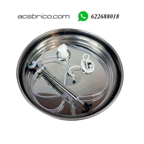 BARRIL VINO LIQUIDOS INOX - 300 LITROS - foto 4