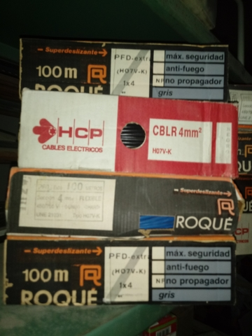 Cable De 4 Mm
