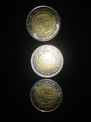 Monedas De 2