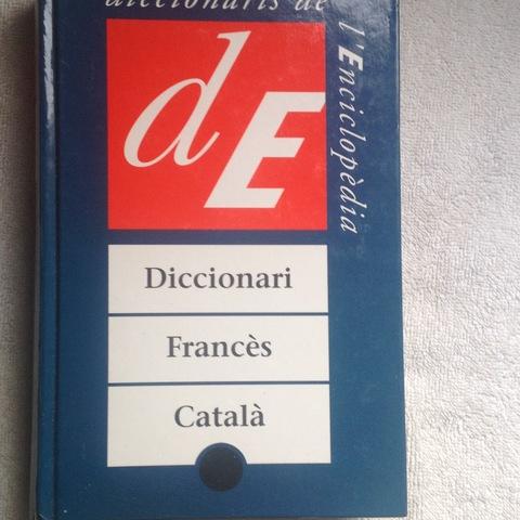 DICCIONARI FRANCES-CATALA - foto 1