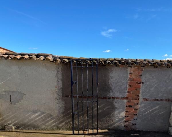 Puerta Metálica De Forja Moderna Maciza