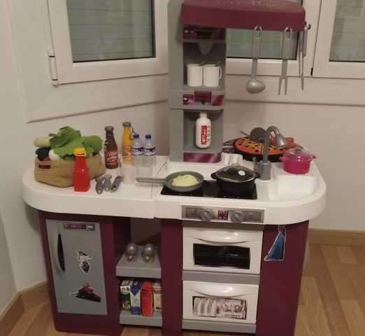 071014 Cocina con motivo de Princesas Disney incluye 17 accesorios