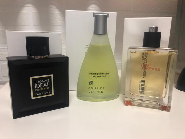 donde comprar perfumes tester baratos malaga